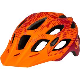 Endura Hummvee Helmet Kinder mandarin